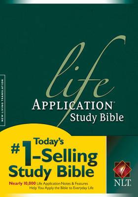NLT Life Application Study Bible image