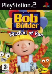 Bob the Builder: Festival of Fun for PlayStation 2