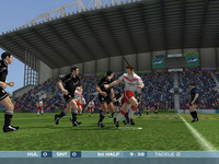 Stacey Jones Rugby League for PS2
