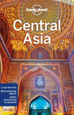 Lonely Planet Central Asia by Lonely Planet image