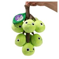 Yummy World: Grady Grape Bunch - Medium Plush