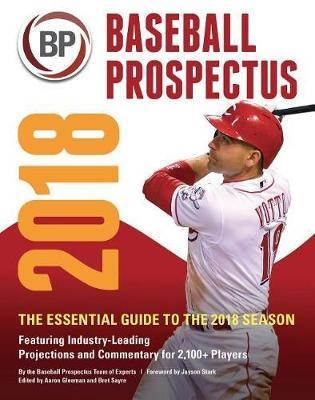 Baseball Prospectus 2018 by Baseball Prospectus image