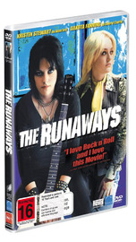 The Runaways on DVD