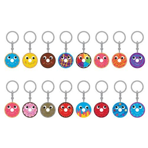 Yummy World: Attack of the Donuts Key Chain (Blind Box)