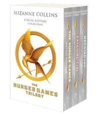 The Hunger Games Trilogy by Suzanne Collins image