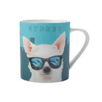 Christopher Vine The Mob International Cities Mug - Sydney (370ml)