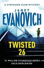 Twisted Twenty-Six by Janet Evanovich image