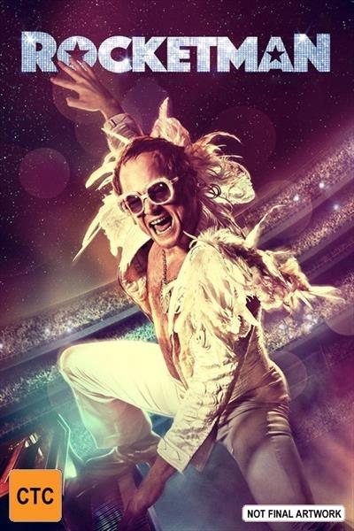 Rocketman on Blu-ray image