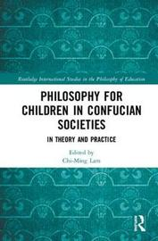 Philosophy for Children in Confucian Societies image
