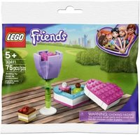 LEGO Friends: Flower and Chocolate Box - (30411)