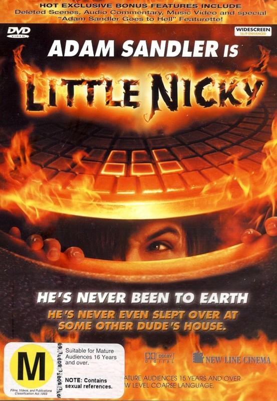 Little Nicky on DVD