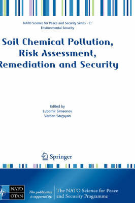 Soil Chemical Pollution, Risk Assessment, Remediation and Security