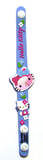 Baby Banz Hello Kitty UV Indicator Band - Blue Daisy