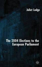 The 2004 Elections to the European Parliament image