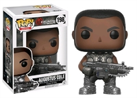 Gears of War - Augustus Cole Pop! Vinyl Figure