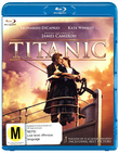 Titanic on Blu-ray