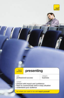 Teach Yourself Presenting by Amanda Vickers image