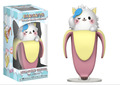 Bananya - Long-Haired Bananya Vinyl Figure