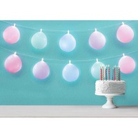 Illuminate String Lights - Flashing Balloons image