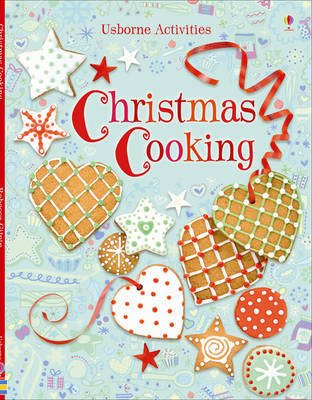 Christmas Cooking by Rebecca Gilpin image