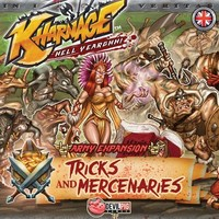 Kharnage: Tricks and Mercenaries - Army Expansion