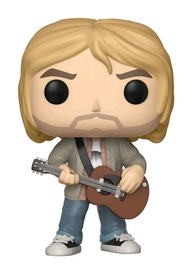 Kurt Cobain (MTV Unplugged Ver.) - Pop! Vinyl Figure