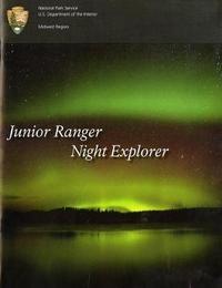 Junior Ranger Night Explorer by National Park Service (U S ) image