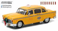 1/43: New York City Checker Cab - Scrooged Movie - Diecast Model image