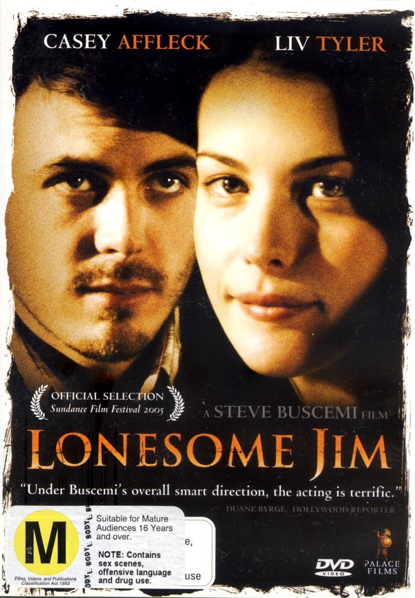 Lonesome Jim on DVD image