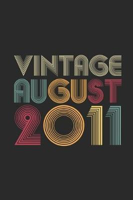 Vintage August 2011 by Vintage Publishing image