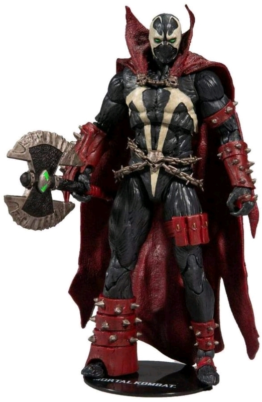 "Mortal Kombat 11: Spawn (with Axe) - 7"" Articulated Figure"