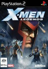 X-Men: Legends for PlayStation 2