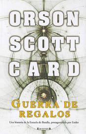 Guerra de Regalos by Orson Scott Card image