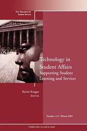 Technology in Student Affairs: Supporting Student Learning and Services