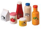 Plan Toys - Food & Beverage Set