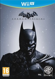 Batman: Arkham Origins for Nintendo Wii U
