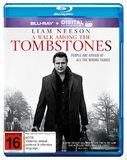 A Walk Among the Tombstones on Blu-ray