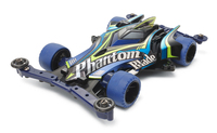 Tamiya Mini 4WD Phantom-Blade Black Special (Super XX Chassis)