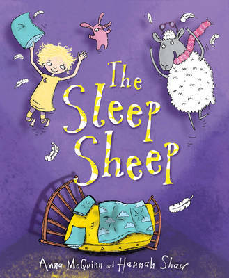 The Sleep Sheep by Anna McQuinn image