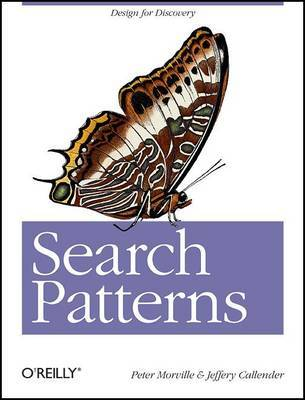 Search Patterns by Peter Morville image