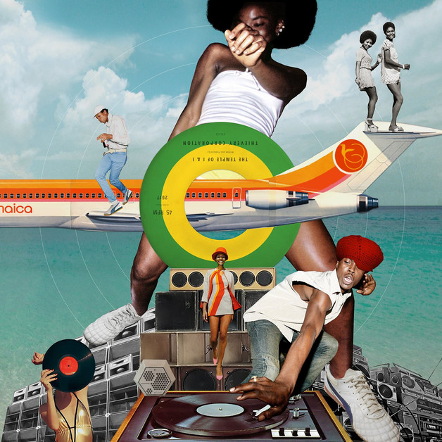 Temple Of I & I (2LP) by Thievery Corporation