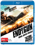 End of a Gun on Blu-ray