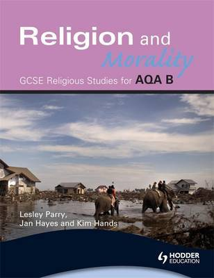 AQA Religious Studies B by Lesley Parry image