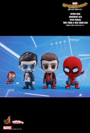 Spider-Man: Homecoming - Cosbaby Set #2