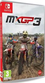 MXGP 3 - The Official Motocross Videogame for Nintendo Switch