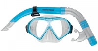 Mirage: S19 Freedom - Adult Mask & Snorkel Set (Sky Blue)