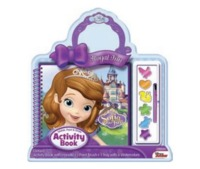 Disney Junior: Paint & Draw Activity Book - Sofia The First