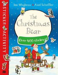 The Christmas Bear Sticker Book by Ian Whybrow