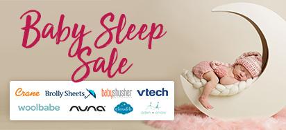 Baby Sleep Sale
