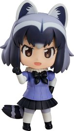 Kemono Friends: Raccoon - Nendoroid Figure